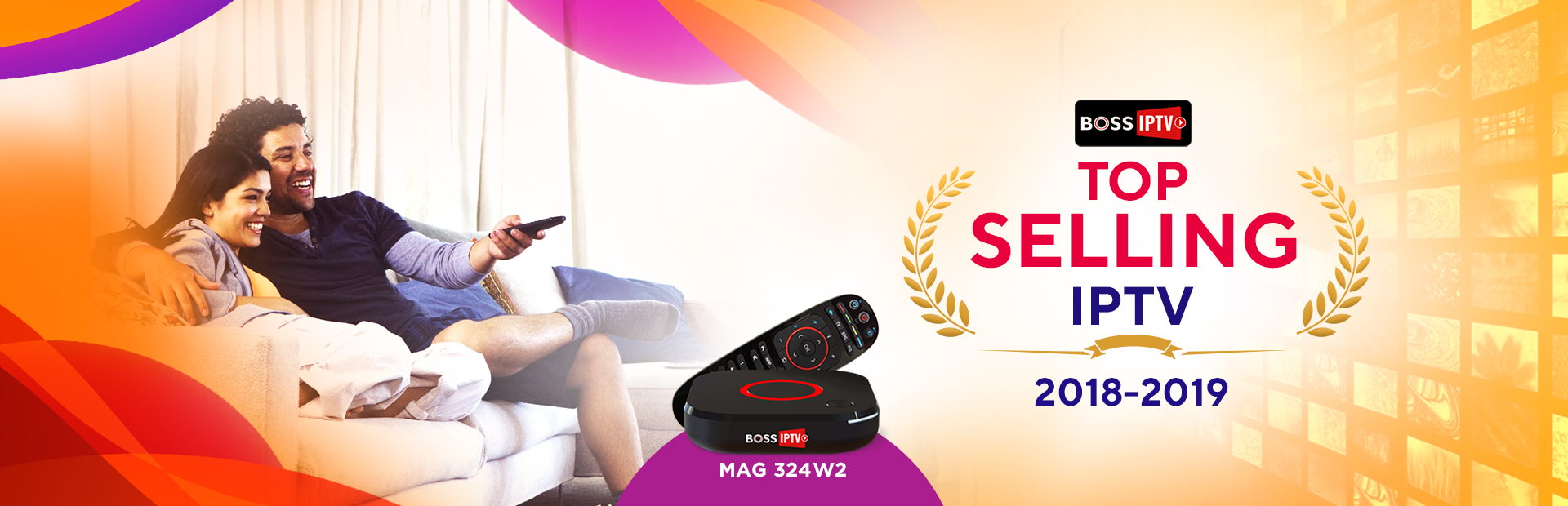 Top Selling IPTV